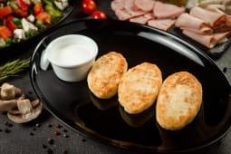 Картопляні зрази з м'ясом (300г)