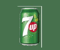 Puszka 7 UP 0.33l