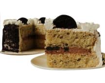 Torta de galleta de chocolate petite (8 porciones)