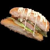 74. Sushi Burger Sin Algas