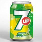 7 Up en lata (33 cl.)