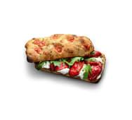 Фокачо з крем-сиром та запеченим перцем (250г)