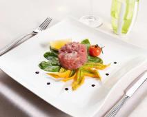 Tartare tonno - ricciola - pesce spada – salmone