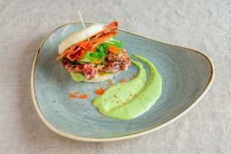 Soft shell crab: cangrejo de caparazón blando en tempura