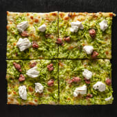 Pizza Green (1/2 Teglia)