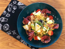 Салат з прошуто (250г)