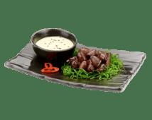 Куриные сердца кушияки (150/30г)