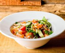 Tartare Mariné thai saumon/thon