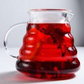 Клюквенно-медовый чай (600 мл.)