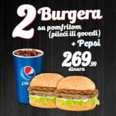 Burger akcija