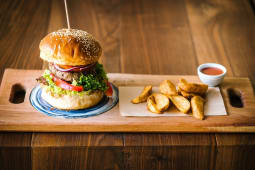 Azteca Burger (Mexican style) 300g