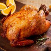 Pollo campero asado thai