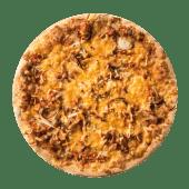 Pizza pulled pork (pequeña)