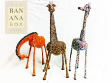 Beaded animal (large) giraffe