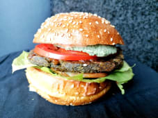 Zeleni burger Stribor 100g