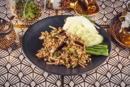 Exotic Larb Salad