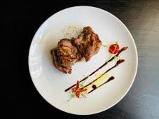 Шашлик зі свинного ошийка (200г)