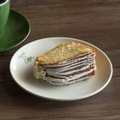 Mini amaretto sweet cake (porción)