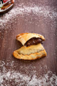 Calzone Doce Nutelicia