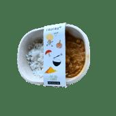 Pot  curry veg