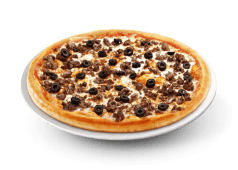 Pizza Burger Taille M