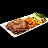 Talerz Kebab z wołowiny 190g