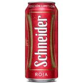 Cerveza Schneider Roja Lata 473 Ml