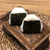 Onigiris japoneses (2 uds.)