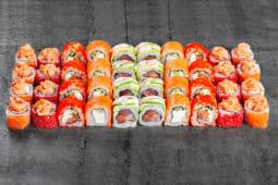 Суші-сет Червоні рибки (40шт/1220г)