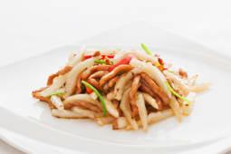 Говядина с пекинской капустой
