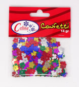 Confeti 14Gr Flores 10Mm Ref.050-0070
