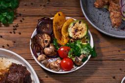 Овочі гриль (120г)