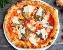 Pizza Melanzana