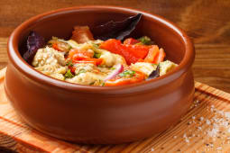 Salada de Legumes Grelhados Hamest Tatý