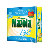 Margarina Mazola Light 400g