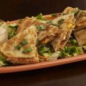 Quesadilla Southwestern Chicken