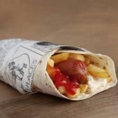 Burrito Salchipapas