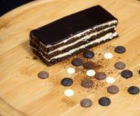 ნამცხვარი - ირისკა შოკოლადით, 1 ნაჭერი