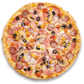 Pizza Gurmand