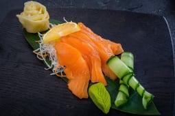 Рол сашимі лосось