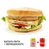 Menu Hambúrguer Frango