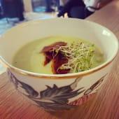 Gazpacho - cold soup (vegan)