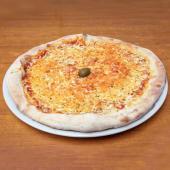 Pizza Margherita + Coca Cola