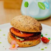 Вегетаріанський бургер (300г)