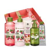 Set Îngrijire Zmeură & Mentă - 5 produse