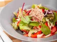 Салат з тунцем (350г)