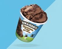 B&J Chocolate Fudge Brownie