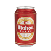 Cerveza nacional (33 cl.)