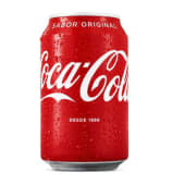 Coca-Cola Sabor original (330 ml.)