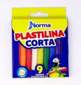 Plastilina En Barra Cortas Colores Cjax9Un